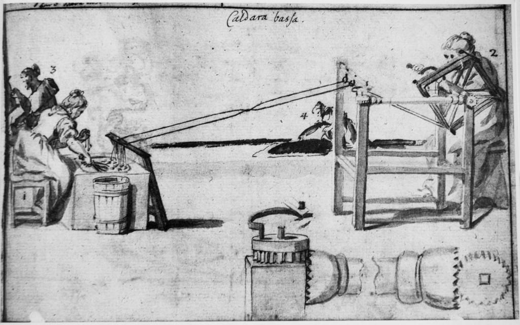 1725-1745Georg Christoph Martini (il Sassone)-caldera bassa