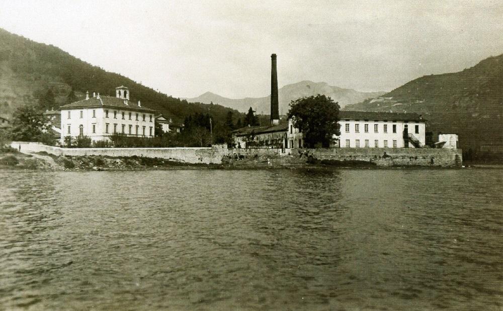 4 Filanda Abegg- Garlate 1930 - archiv. museo