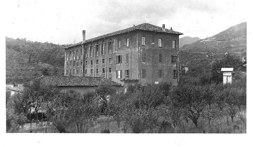 9a  Filatoio Abegg-Garlate Ponte 80x100 1930