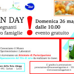 maggio open day